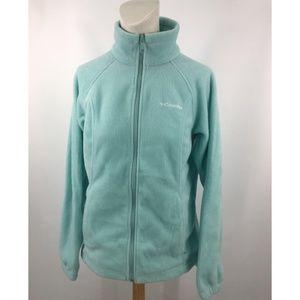Columbia Fleece Full Zip Sweater